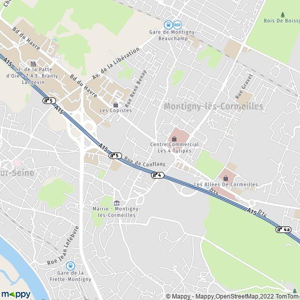 Prostitutes Montigny-les-Cormeilles