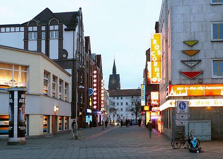 Prostitutes Hanover