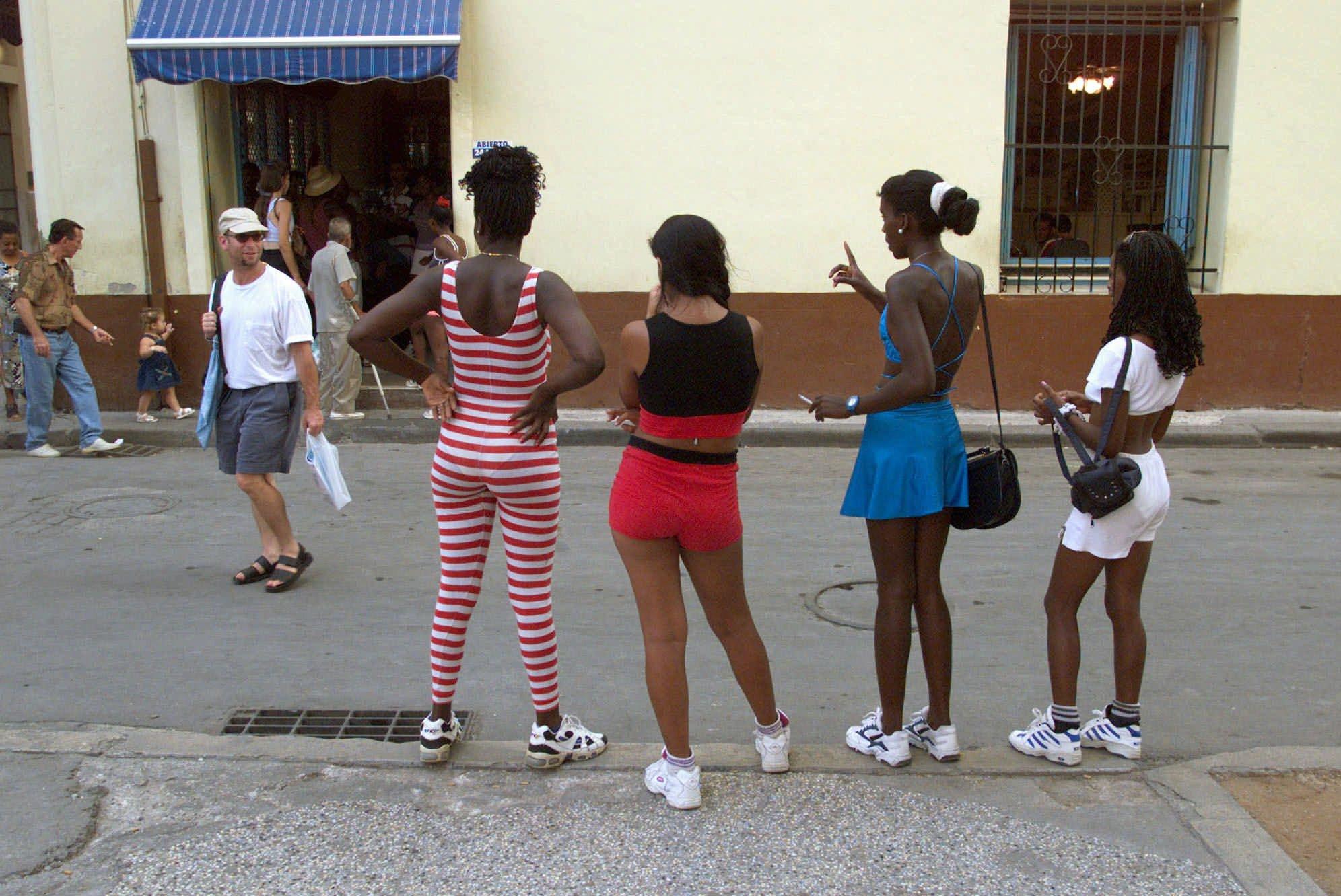 Prostitutes Marfil