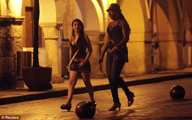 Prostitutes Maldonado