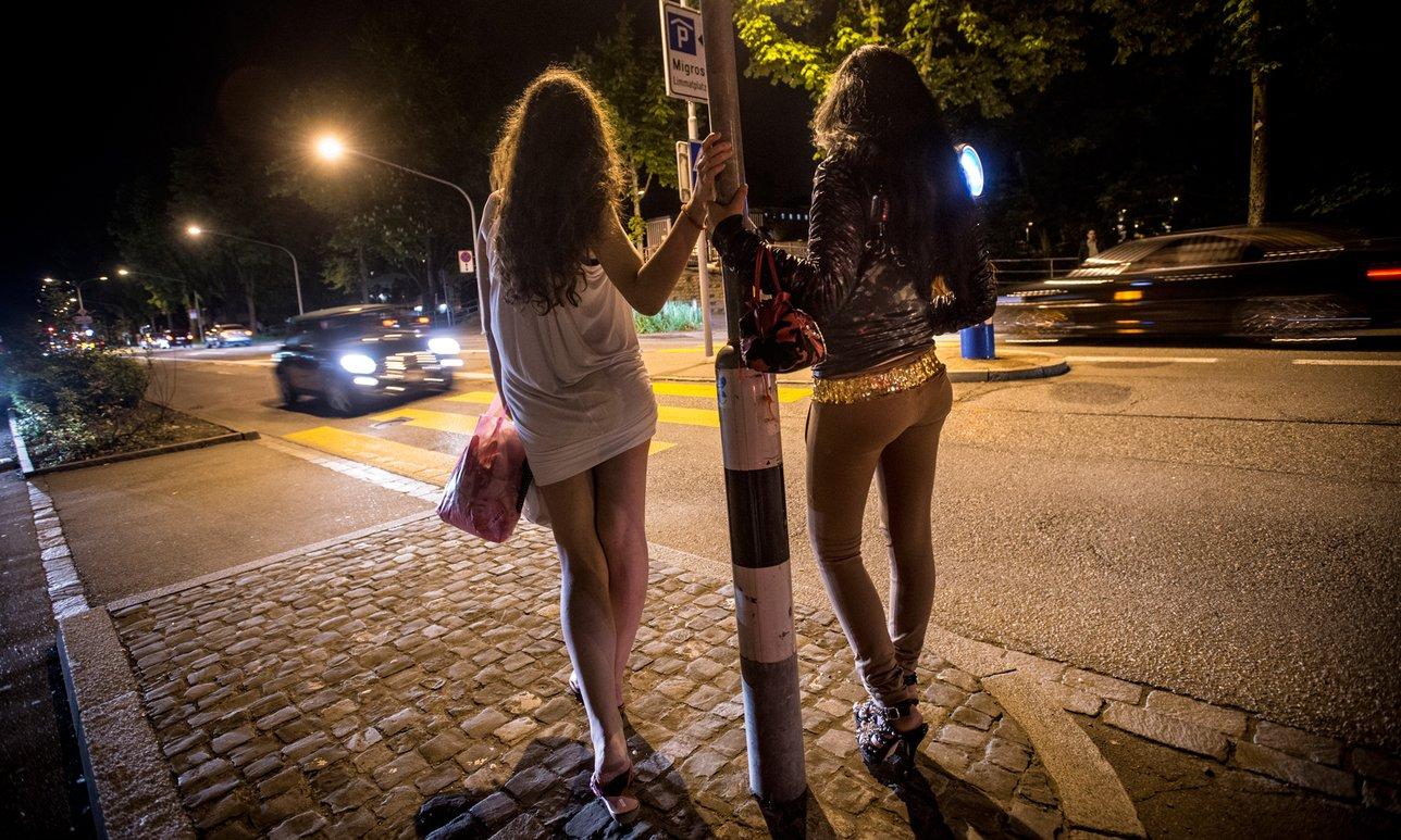 Prostitutes Zurich (Kreis 7)